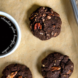 Chocolate Paleo Breakfast Cookies.