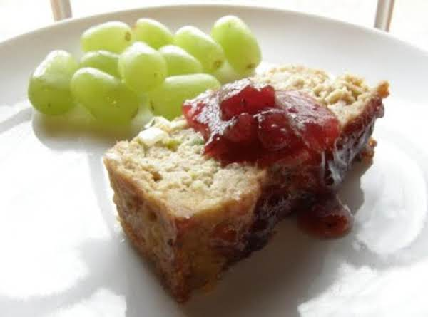Cranberry Meat Loaf Recipe
