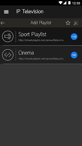 IP Television - IPTV M3U screenshot 7