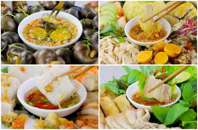 Đã ghiền với 4 loại nước chấm đặc trưng của các miền đất nước Việt ...