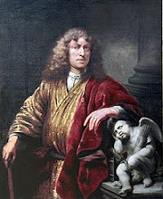 Foto: Ferdinand Bol (Dordrecht, 24 juni 1616 - Amsterdam, 24 augustus 1680) was een Nederlands kunstschilder, etser en tekenaar. Hij vervaardigde portretten en historische (en Bijbelse) taferelen. Het werk van Bol hangt vaak in openbare gebouwen, of bestaat uit portretten die veelal in het bezit van de families bleven.