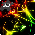 Abstract Particles Wallpaper 1.0.8 (Paid)
