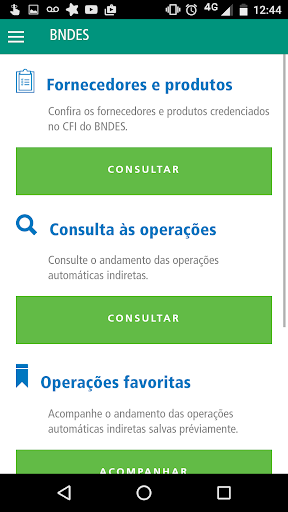 BNDES MPME Aplicaciones (apk) descarga gratuita para Android/PC/Windows screenshot