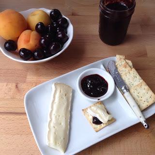 Cherry Apricot Jam.