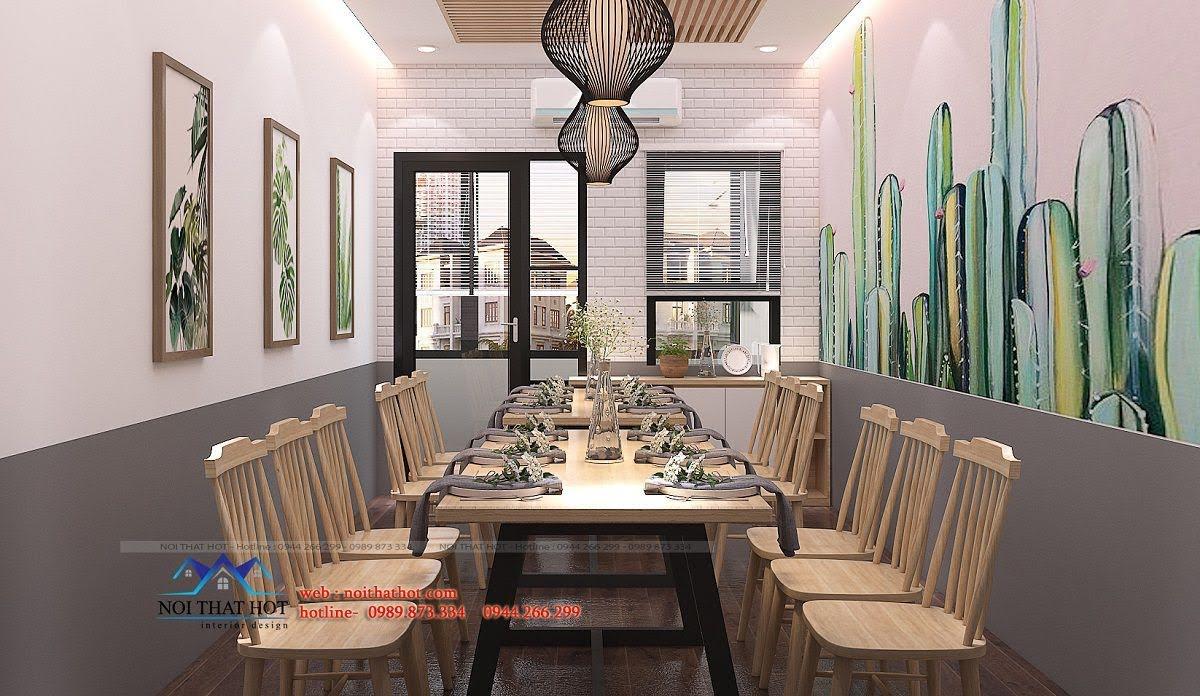 thiết kế nhà hàng trường giang 31