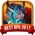 Magic Heroes 3D: PvP RPG game. Warriors & dragons! icon
