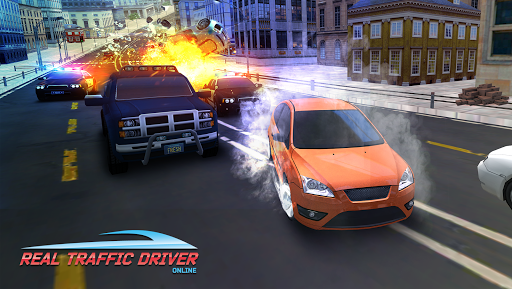 Real Traffic Driver Online 2019 0.83x4 screenshots 2