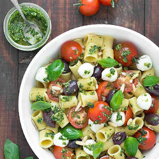 Rigatoni Pasta Salad Recipes.