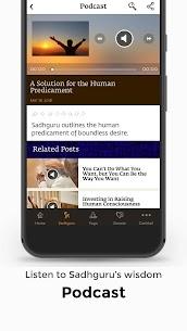 Sadhguru – Yoga, Meditation & Spirituality App Download For Android and iPhone 5