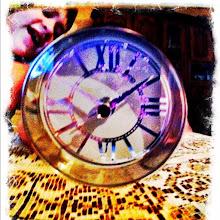 Photo: Clock & Face #intercer #clock #face - via Instagram, http://instagr.am/p/LNagsfJfvT/