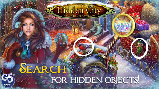 Download Hidden City: Hidden Object Adventure MOD APK 7