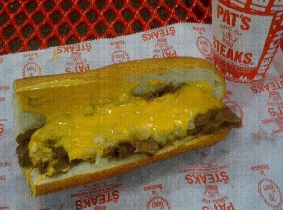 The Original Pat S King Of Steaks Philadelphia Cheese