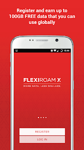 Flexiroam X screenshot 0