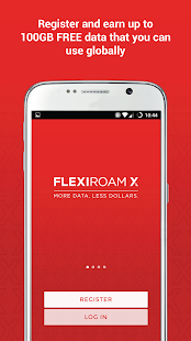 Flexiroam X- screenshot thumbnail