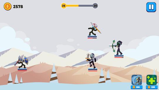Stickman Archer Hero: Super Bow Legend Fight – Android Mod APK 2