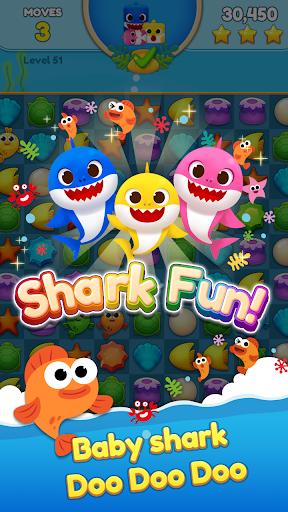 Baby Shark Match: Ocean Jam  captures d'écran 5