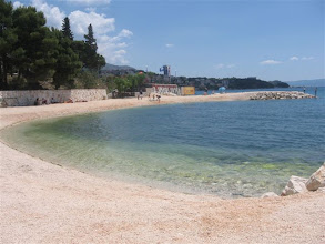 Photo: pláž Stobreč