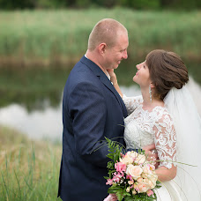 Wedding photographer Olesya Getynger (LesyaG). Photo of 23.06.2017