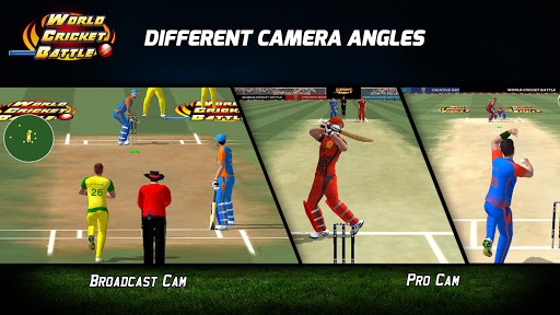 World Cricket Battle 1.1.9 screenshots 19