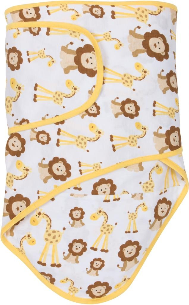 Baby Swaddle--Miracle Blanket Swaddle Wrap