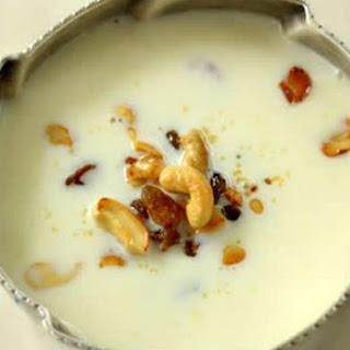 Paal Payasam (Milk Kheer)