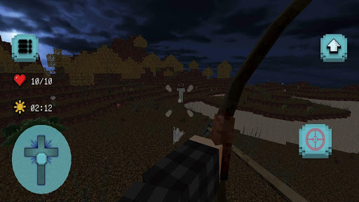 Granny Craft Blocky Horror Survival House 3D  screenshots EasyGameCheats.pro 4