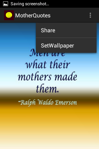 MotherQuotes Wallpapers