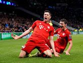Bayern veegt de vloer aan met Schalke en komt op een punt van de leiding