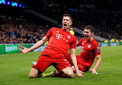 Ligue des champions : le Bayern corrige Tottenham, Manchester City et la Juventus assurent