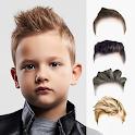 Boy Hair Photo Editor icon
