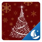 Christmas Boat Browser Theme Icon