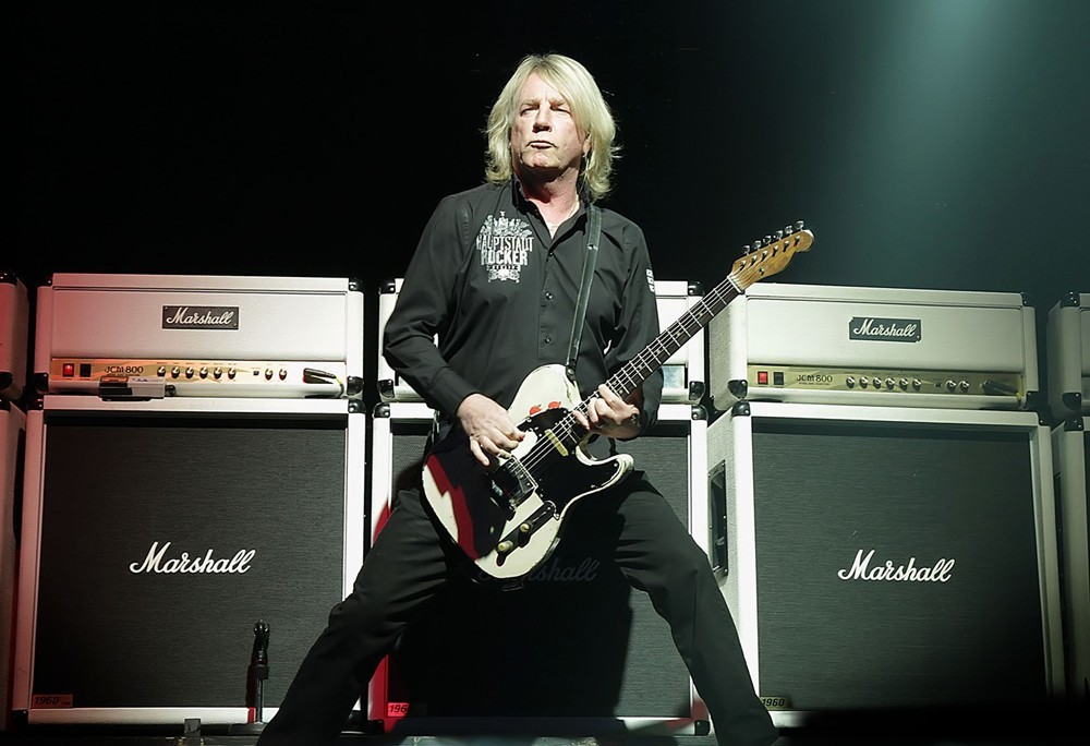Image result for Rick Parfitt