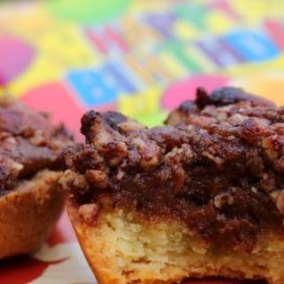 Joanna's Healthier Mini Pecan Pies
