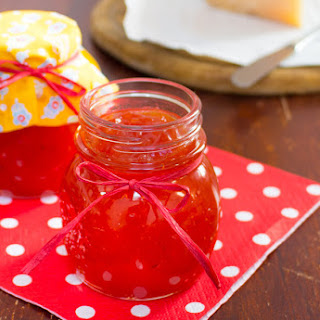 Homemade Apple Chilli Jam Recipe