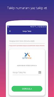 App Kargom Nerede - Kargo Takip (Ücretsiz) APK for Windows Phone