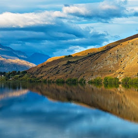 Reflect by Michelle Denniston - Landscapes Waterscapes