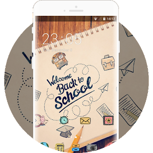 Hand Drawing Theme: College Back to School FREE