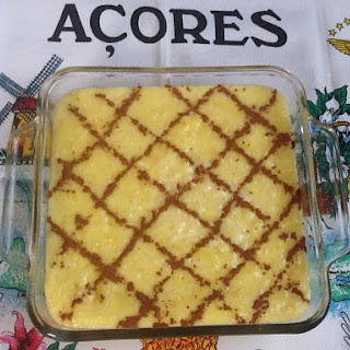 Portuguese Lemon Rice Pudding – Arroz Doce com Limao.