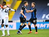 Bruges a battu Genk dans le choc de la Pro League