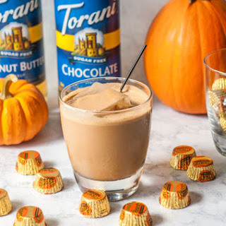 Reese's Cup Low Carb Drink.