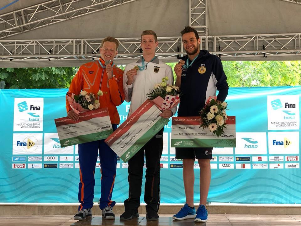Champion du Monde du 25 km