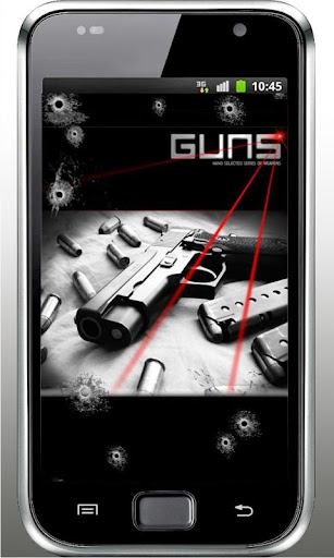 FBI Gun Knives live wallpaper