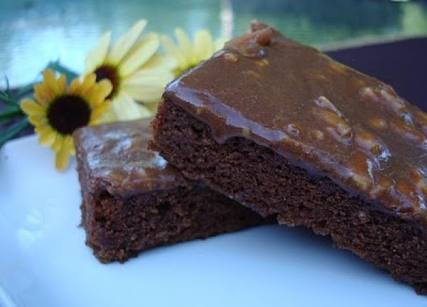 Chocolate Goody Bars By Freda Recipe