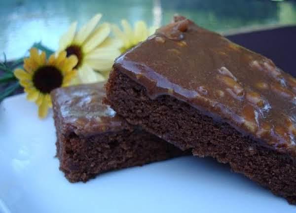 Chocolate Goody Bars By Freda
