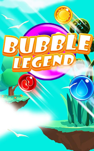 Bubble Legend -- New and Free