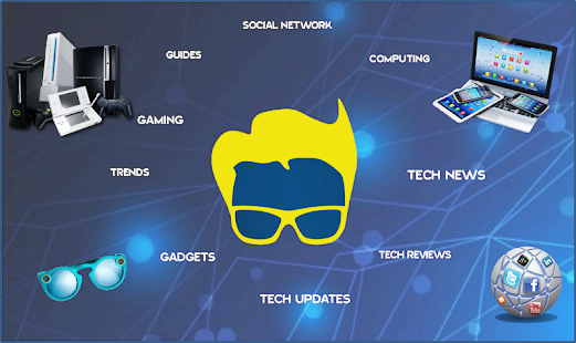Tech Geek- screenshot thumbnail