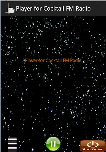 Player for Cocktail FM Radio