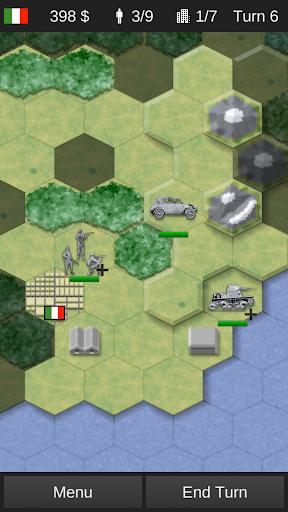 WW2 Command Lite  captures d'écran 1