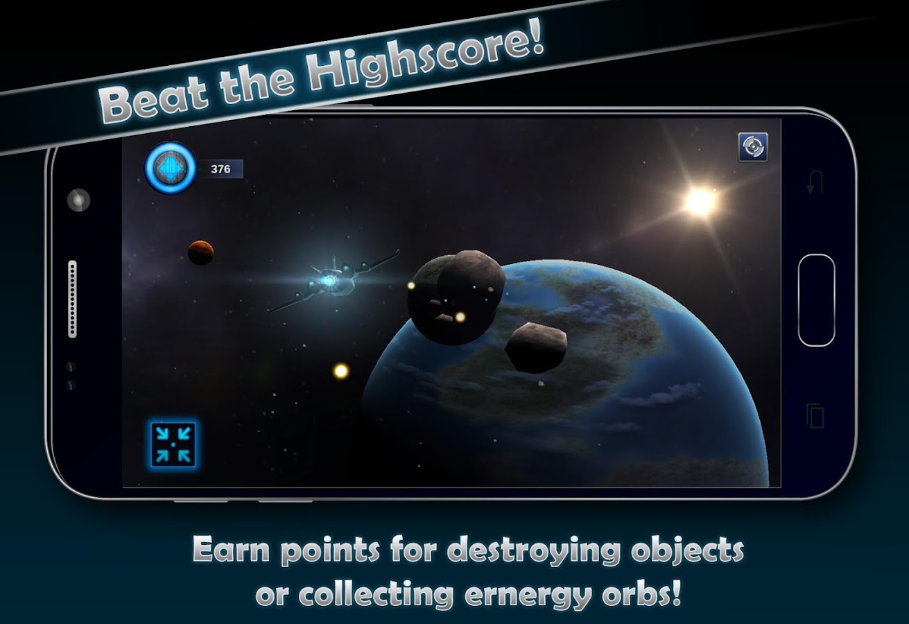 StarWatch - 3D Space Shooter- screenshot
