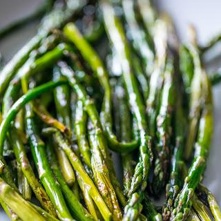 Pan Fried Asparagus